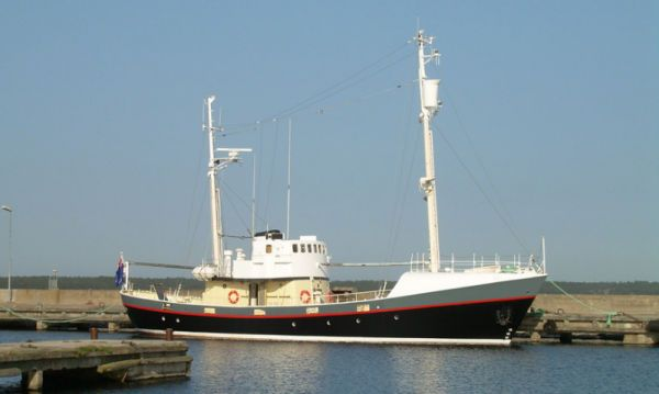 1960 Custom Expedition Trawler Boats Yachts For Sale