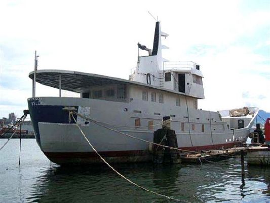 Steel Expedition Yachts : Custom steel expedition vessel boats yachts for sale