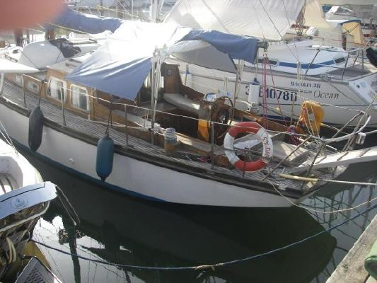 Huber Classic Sloop 1960 Sloop Boats For Sale
