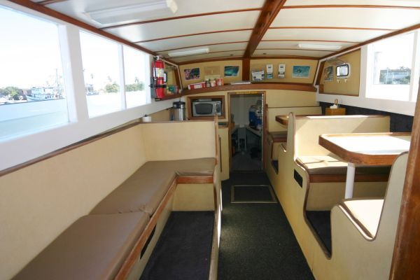Jeffries Boats 53 Dive/Sportfish 1960 Sportfishing Boats for Sale