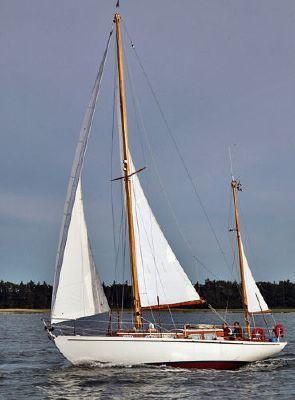 1960 kim holman upham built rummer class bermudan yawl 1960  1 1960 Kim Holman Upham built Rummer Class Bermudan yawl 1960