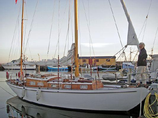 1960 kim holman upham built rummer class bermudan yawl 1960  2 1960 Kim Holman Upham built Rummer Class Bermudan yawl 1960