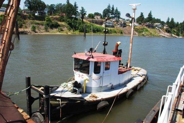 Lone Star Tug 1960 Tug Boats for Sale