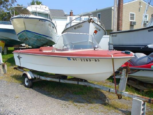 Red Runabout 1960 All Boats Runabout Boats