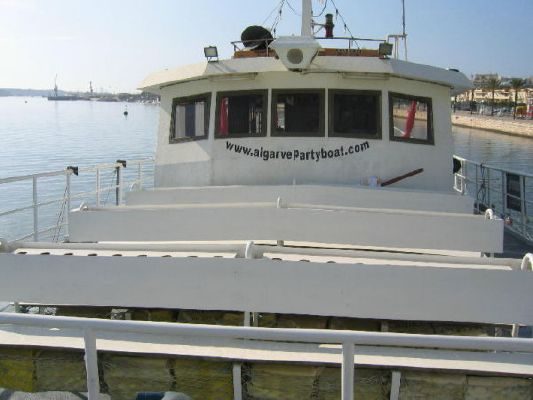 Boats for Sale & Yachts Restaurant ship Formal Portuguese fishing vessel 1960 Tug Boats for Sale