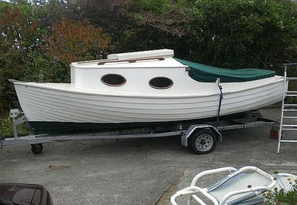 Saunders 18 1960 All Boats