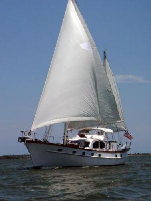 Alden Motorsailer 1961 Sailboats for Sale