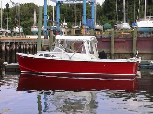 Brownell 24 Bass Boat 1961 Bass Boats for Sale