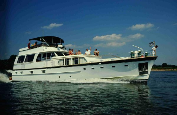 Burger Motor Yacht 1961 All Boats