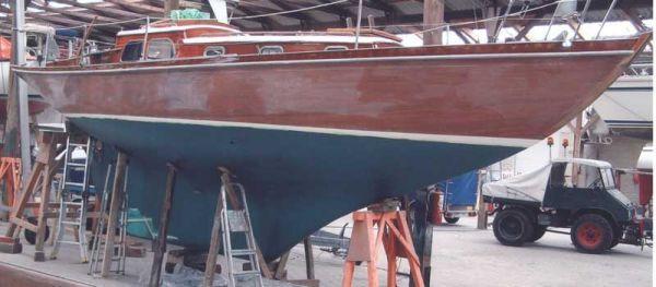 Henningsen & Steckmeest Sloop 1961 Sloop Boats For Sale