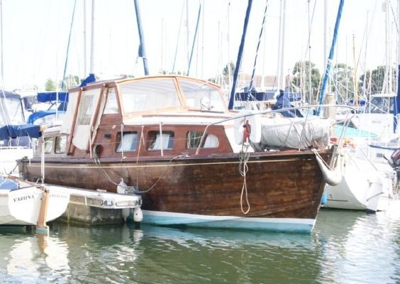 Boats for Sale & Yachts John Bushnell 32 Classic Motor Cruiser 1961 All Boats