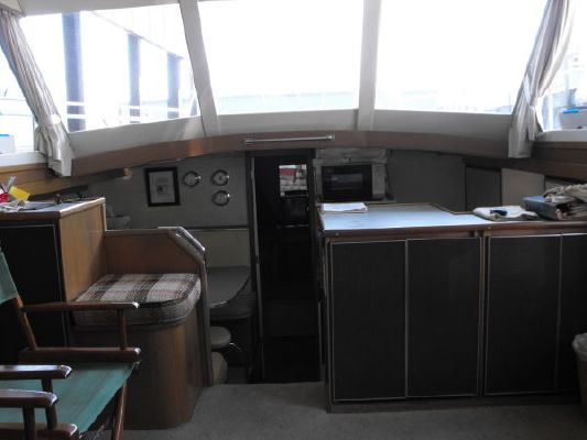 Matthews Double Cabin Cockpit 1961 All Boats