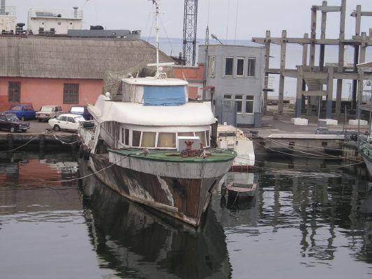Zvezda Motoryacht 1961 Motor Boats