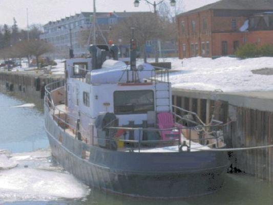 Russel Bros Blt Passenger Vessel/Liveaboard /25 Day Passengers 1962 50' All Boats