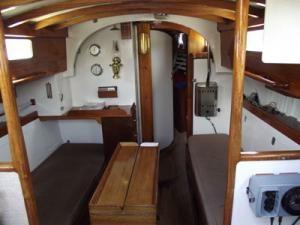Buchanan Saxon 34 1962 All Boats