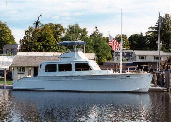 Huckins Sedan Cruiser 1962 All Boats