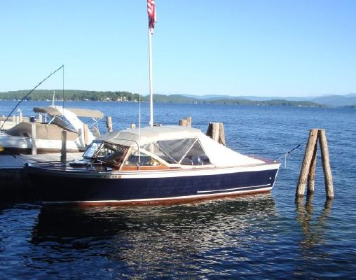 Lyman Sleeper 25 1962 All Boats