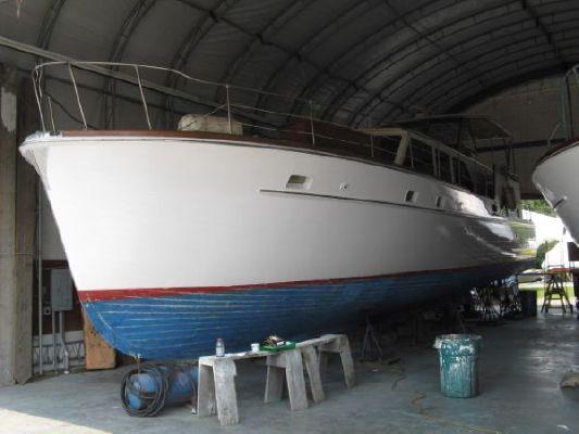 Matthews Cockpit Motor yacht 1962 All Boats