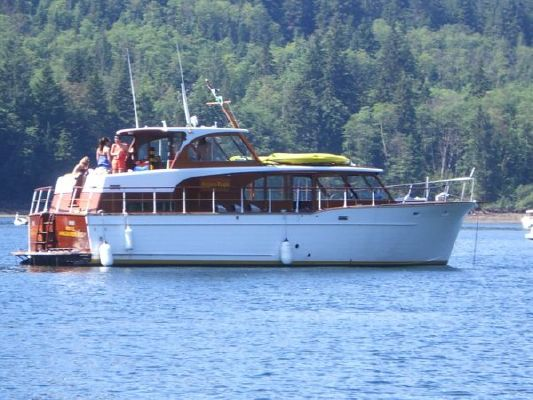 Monk Motor Yacht 1962 All Boats