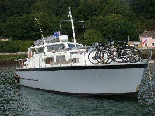 Boats for Sale & Yachts Osborne twin engine motor yacht 1962 All Boats