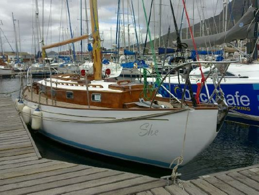 Prior & Sons Buchanan 35 1962 All Boats