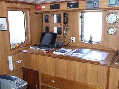 Professional rebuilt Sea going Cutter Luxurious living Cutter 1962 Sailboats for Sale