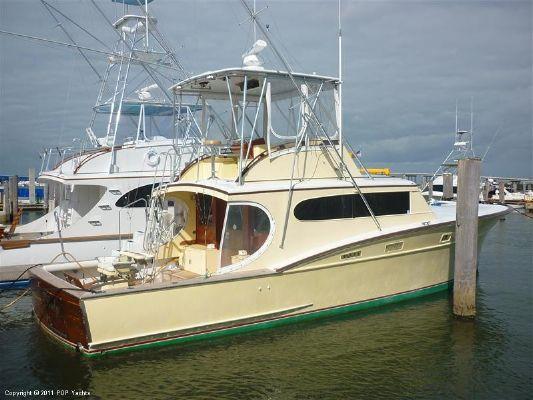 Andy Mortenson 44 Sportfish 1963 Sportfishing Boats for Sale