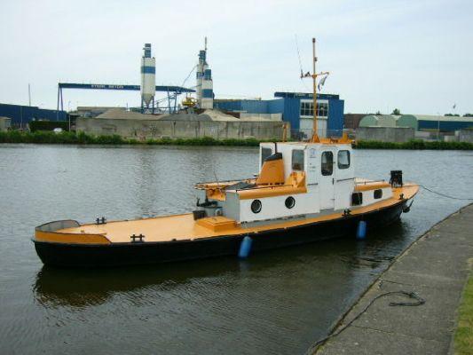 Boats for Sale & Yachts Barkas sleepboot 1963 All Boats