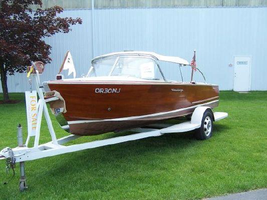 Century Resorter 1963 All Boats