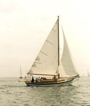 1963 concordia sloop  1 1963 Concordia Sloop