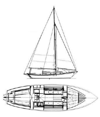1963 concordia sloop  2 1963 Concordia Sloop