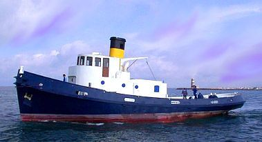 1963 custom classic tug conversion  1 1963 Custom Classic Tug Conversion