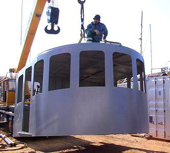 1963 custom classic tug conversion  11 1963 Custom Classic Tug Conversion