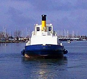 1963 custom classic tug conversion  2 1963 Custom Classic Tug Conversion