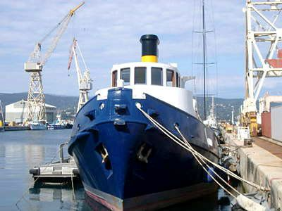 1963 custom classic tug conversion  3 1963 Custom Classic Tug Conversion
