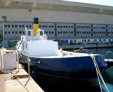 1963 custom classic tug conversion  4 1963 Custom Classic Tug Conversion