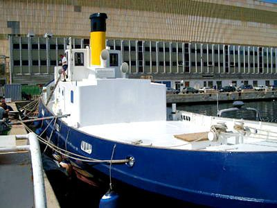 1963 custom classic tug conversion  5 1963 Custom Classic Tug Conversion