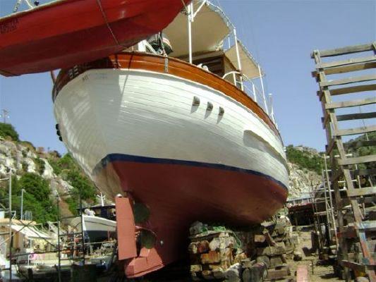 Boats for Sale & Yachts OAK MOTOR SAILER S/81102 1963 All Boats