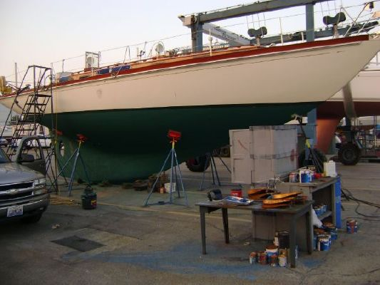 Boats for Sale & Yachts Sparkman & Stephens Racing Yawl 1963 All Boats