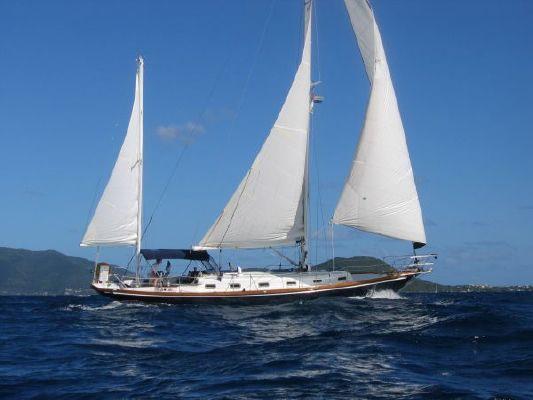 1963 sparkman stephens sailmaster 45 yawl boats yachts for Obi sandfilter