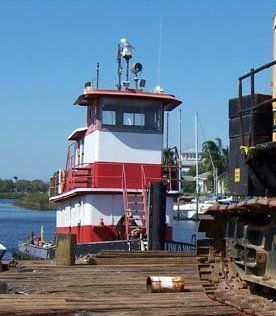 Boats for Sale & Yachts Steel Day Push Tug Eye Level 18.5' 1963 Tug Boats for Sale