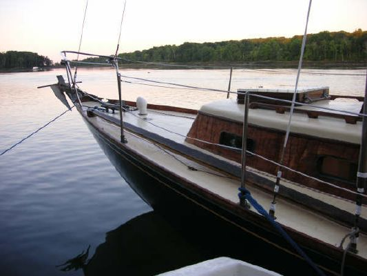 Alden Halmatic Mistral Yawl 1964 Sailboats for Sale