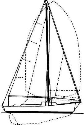 Cape Cod / Herreshoff Goldeneye 1964 All Boats