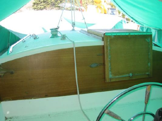 1964 Chris Craft Sail Yacht 35 Boats Yachts For Sale