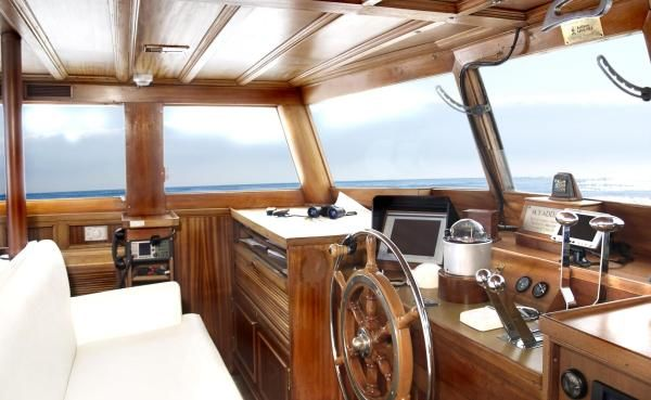Classic Wooden Yacht 1964 Ketch Boats for Sale