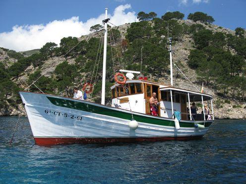Custom Traditional Wood Fishing Vessel 1964 All Boats