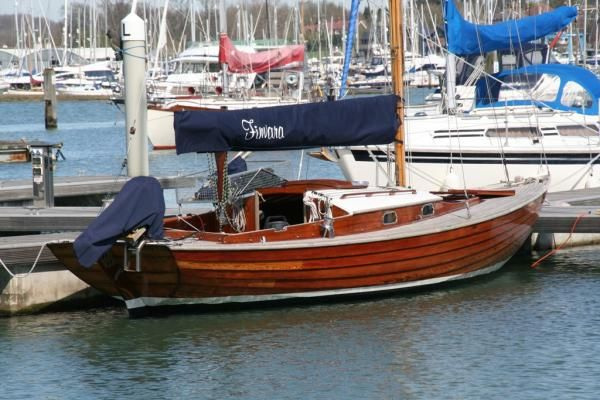 1964 Folkboat Nordic Boats Yachts For Sale