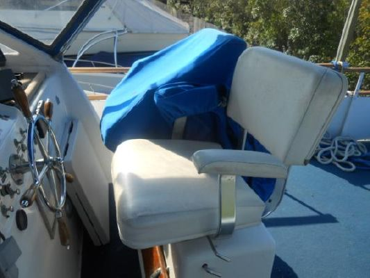 Hatteras 41 Twin Cabin FD MY 1964 Hatteras Boats for Sale