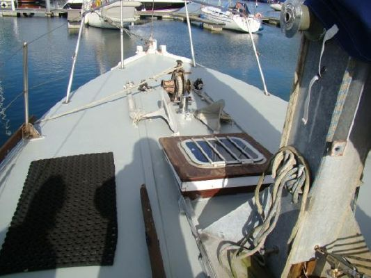 1964 Hinks Motor Sailer Boats Yachts For Sale
