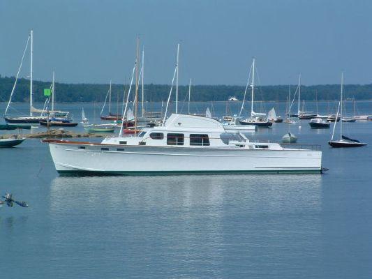 Huckins Out Islander 1964 All Boats